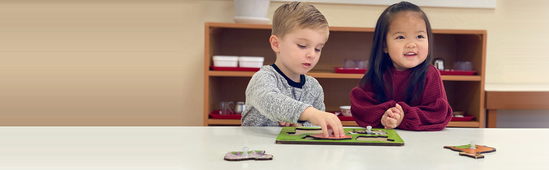 Montessori School Toddler, Preschool and Kindergarten Programs